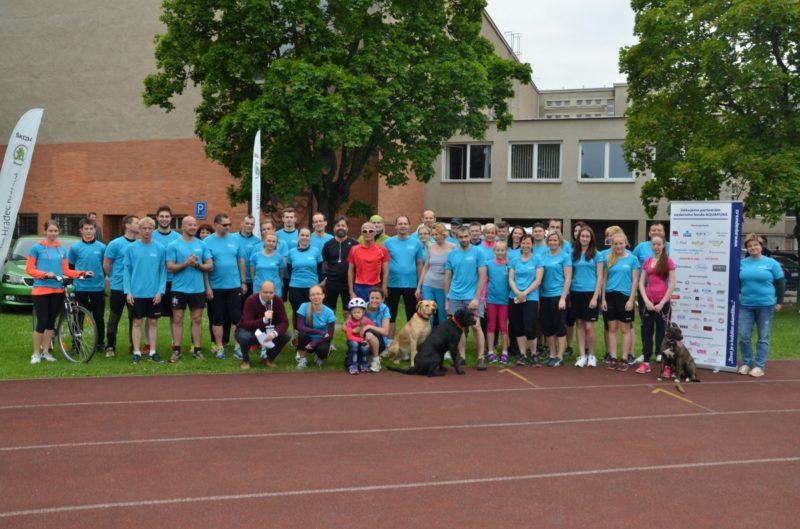 4. charitativní běh pro pacienty s tromboembolií – 31. 5.