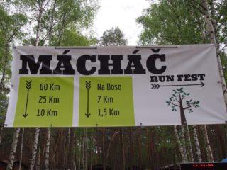 Mácháč Running Festival