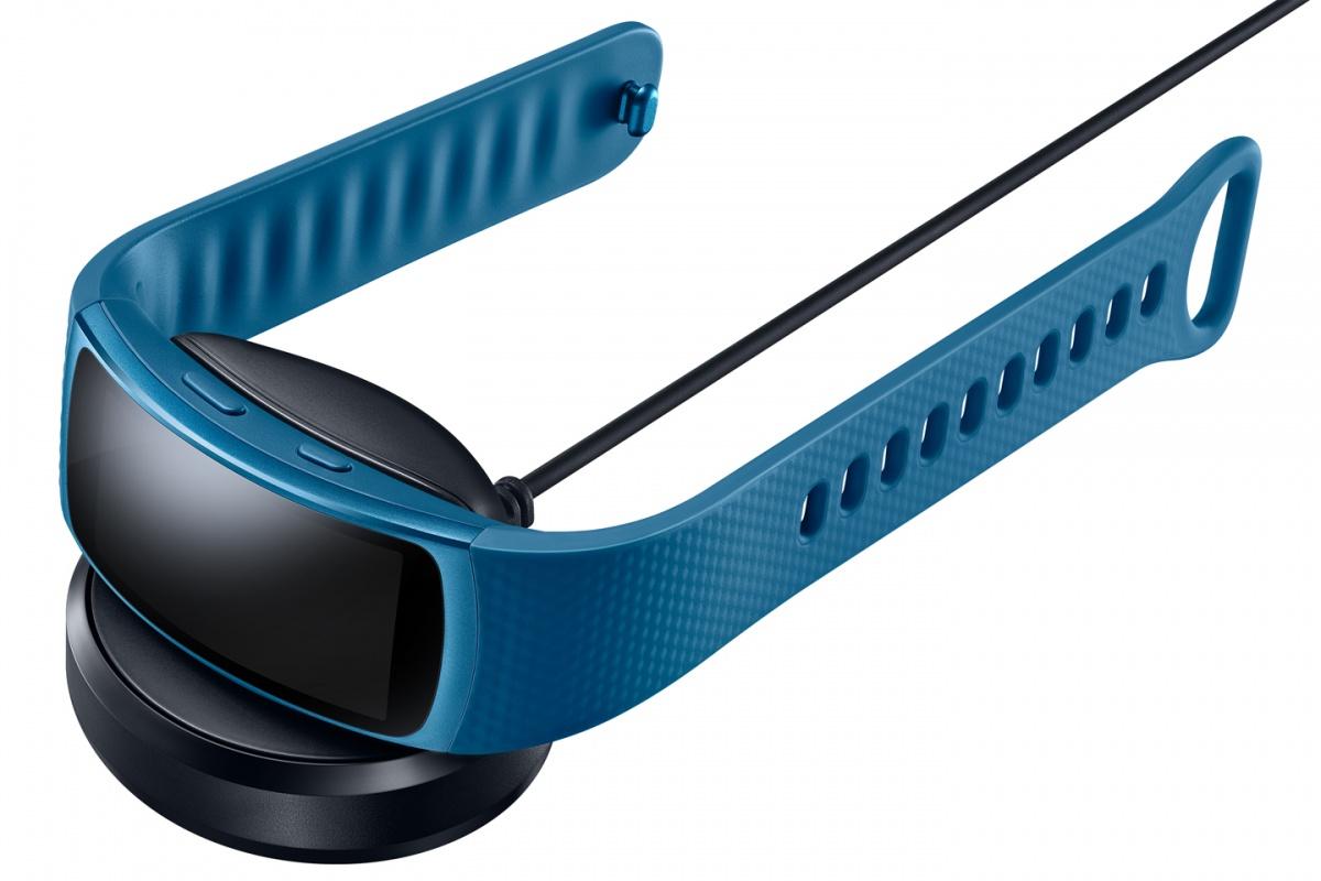 sporttester Samsung Gear Fit2