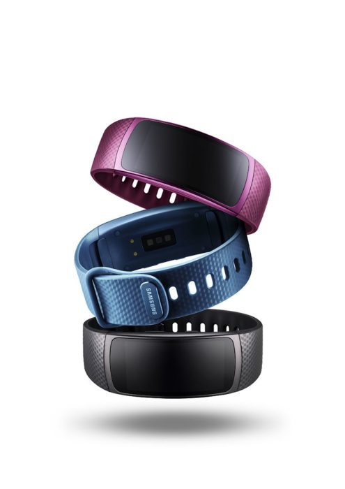 sporttester Samsung Gear Fit2