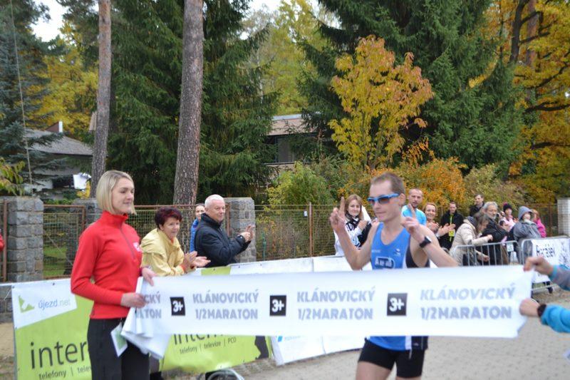 Klánovický půlmaraton – 23. 10. 2016