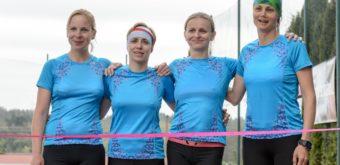 Štafetový běh NoMen Run 2016