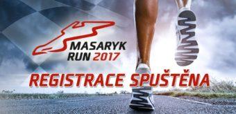 4. ročník MASARYK RUN 2017 – 8. 4. 2017