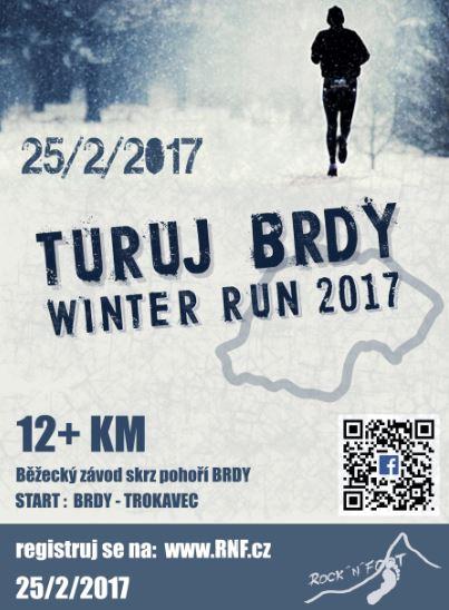 TŮRUJ BRDY 2017 – 25. 2. 2017