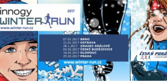 Innogy Winter Run Ostrava 2017 – 21. 1. 2017