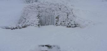 Kralický Sněžník pramen Moravy