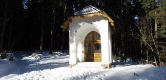 Kralický Sněžník Kaple Panny Marie