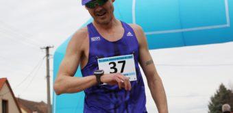 Reprezentant Boris Csiba (Slávia UK Bratislava), úradujúci majster Slovenska na 10 km, vcieli Majcichovskej 10.