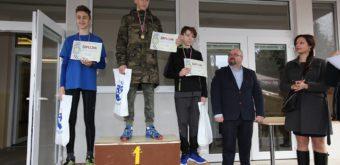 Súčasťou vydareného atletického dňa vdedine neďaleko Trnavy boli sprievodné zápolenia bežeckých talentov.