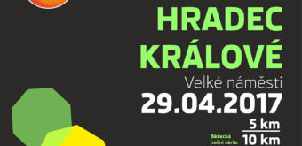 NN Night Run Hradec Králové – 29. 4. 2017