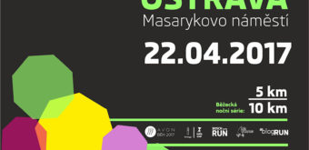 NN NIGHT RUN OSTRAVA – 22. 4. 2017