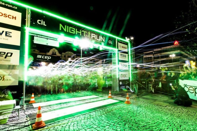 NN Night Run Brno – 13. 5. 2017