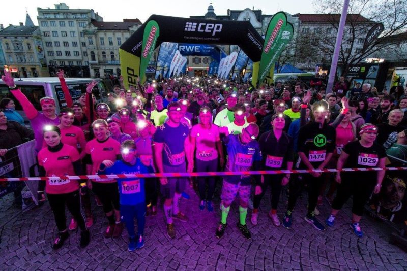 NN Night Run Most – 12. 8. 2017