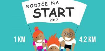 Benefiční běh RODIČE NA START! – 20. 5. 2017