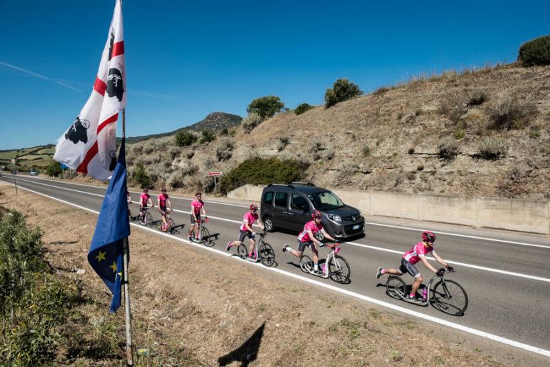 Tým KICK ITALY 2017 hlásí – Sardinie a Sicílie jsou úspěšně za námi