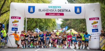 Siemens Blanenská desítka 2017