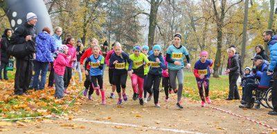Hranice běhají 2017 děti