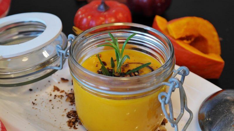 Recept: Dýňová polévka posilní i zahřeje podzimního běžce