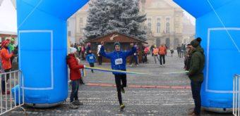 Slávistickí organizátori každoročne pamätajú vTrnavskom novoročnom behu aj na štyri žiacke kategórie.