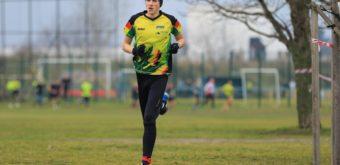 Iba šestnásťročný orientačný bežec Medard Féder zPezinka skončil vTBT celkovo tretí.