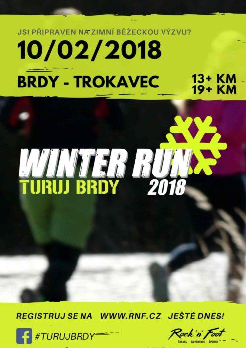 TURUJ BRDY – WINTER RUN – 10. 2. 2018