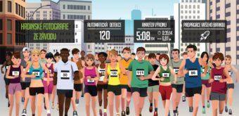 Vyhledávejte závodní fotografie podle startovních čísel