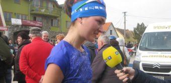 Na súčasnej trati M-10 drží ženský rekord reprezentantka SR Nikola Čorbová.