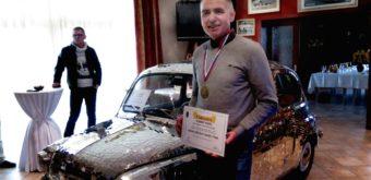 Svetový unikát trnavského cyklistu Karola Lipovského