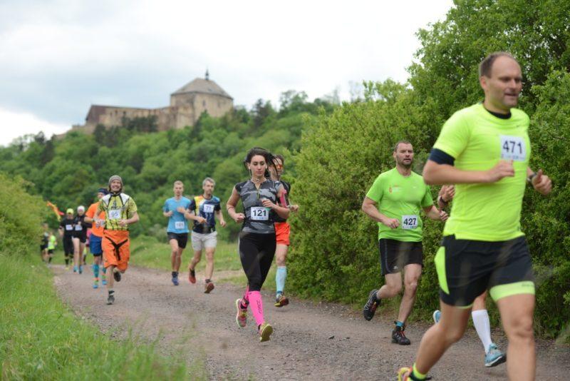 Běžíme na hrad Točník – 12. 5. 2018