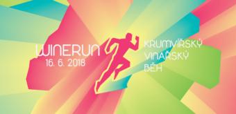 WineRun - Krumvířský vinařský běh – 16 .6. 2018