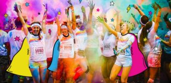 THE COLOR RUN – 16. 6. 2018