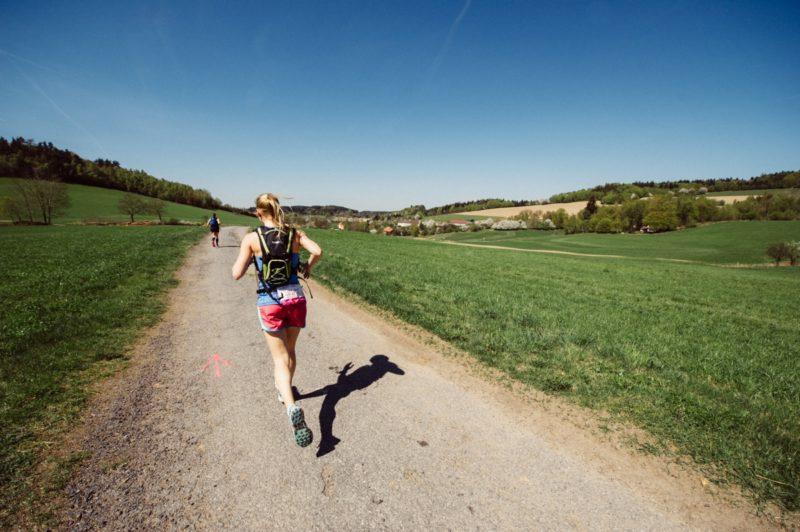 NoMen Run 2018 cesta