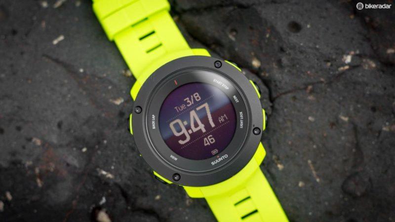 Na hodinky Suunto Ambit 3 Vertical se můžete spolehnout i v drsnějším prostředí.