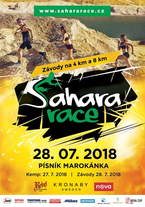 Sahara race – 28. 7. 2018