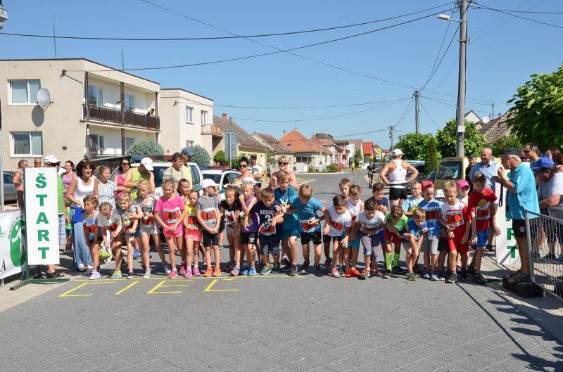 Memoriál Petra Minárecha na 10 km – 29. 7. 2018