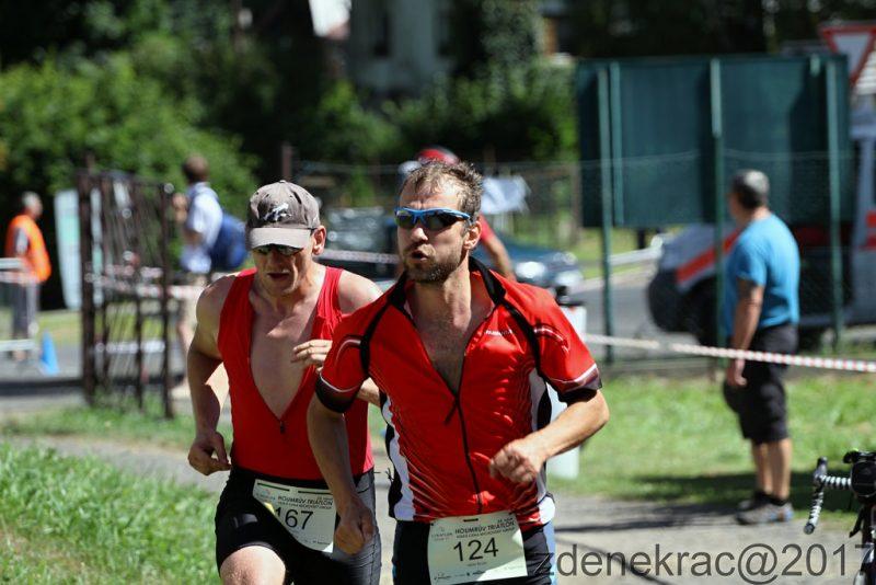 Jubilejní 25. ročník Houmrova triatlonu v Jiříkově