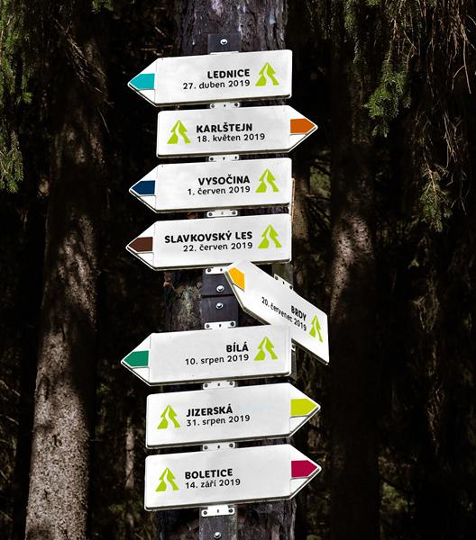 Běhej lesy 2019 Lednice