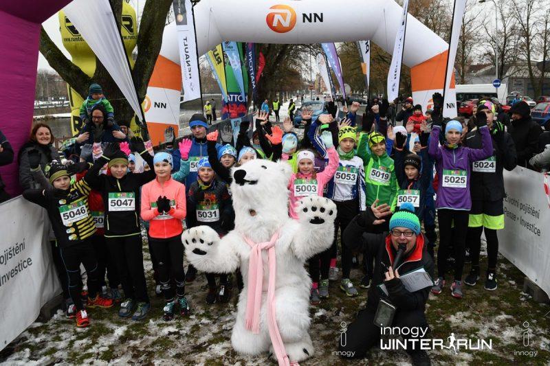 Winter Run vHradci: Jana Pekařová vyhrála dvakrát