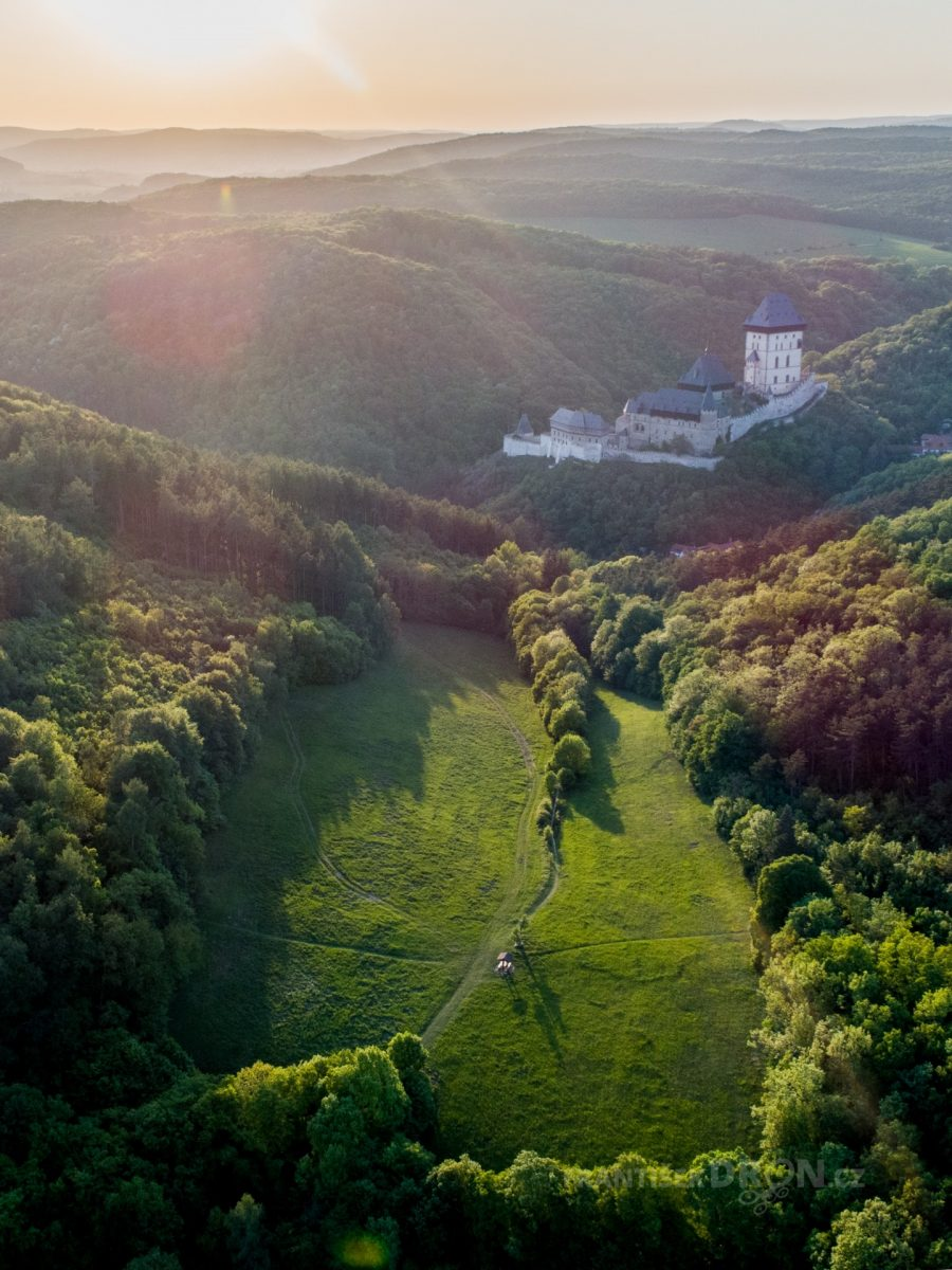 Běhej lesy 2019 Karlštejn