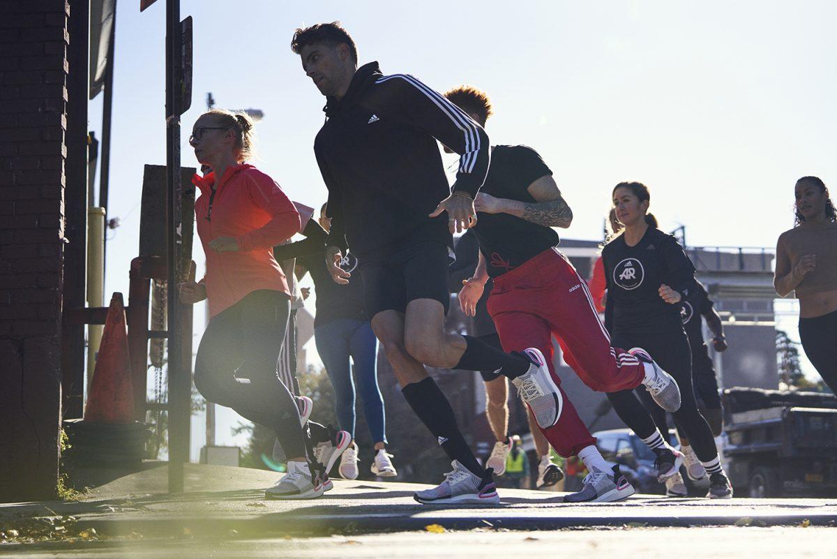 Načerpejte inspiraci na běžeckém festivalu adidas Recode Running od 4. do 6. dubna