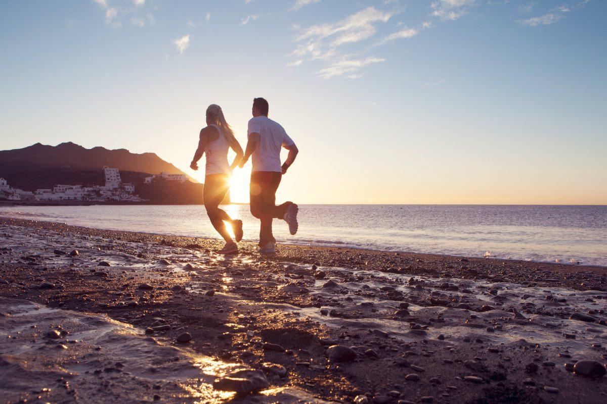 běhání Kanárské ostrovy