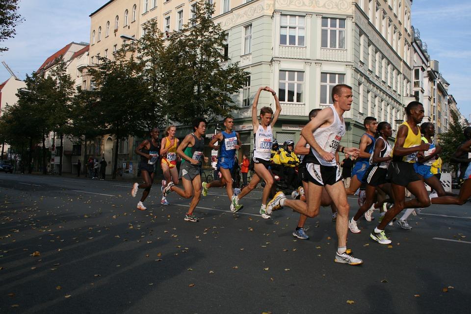berlínský maraton