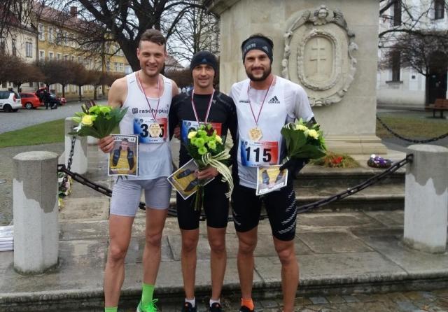 Matvijčuk a Pejpková najrýchlejší na moravsko-slovenskom pomedzí