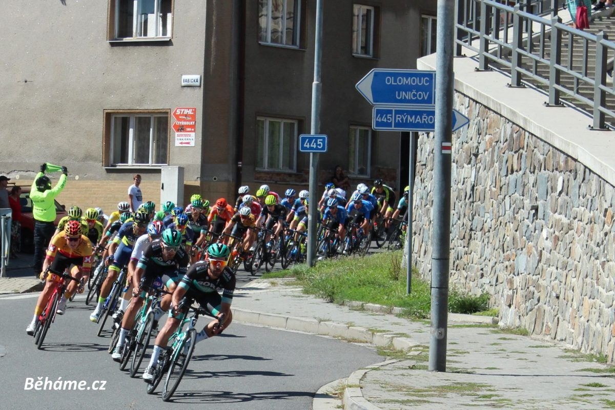 Czech Cycling Tour Šternberk