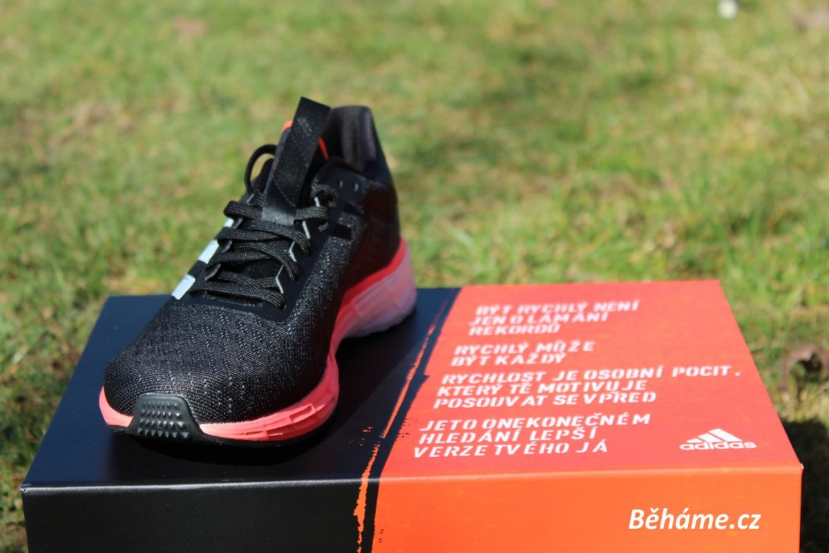 Recenze: Běžecké boty adidas SL20