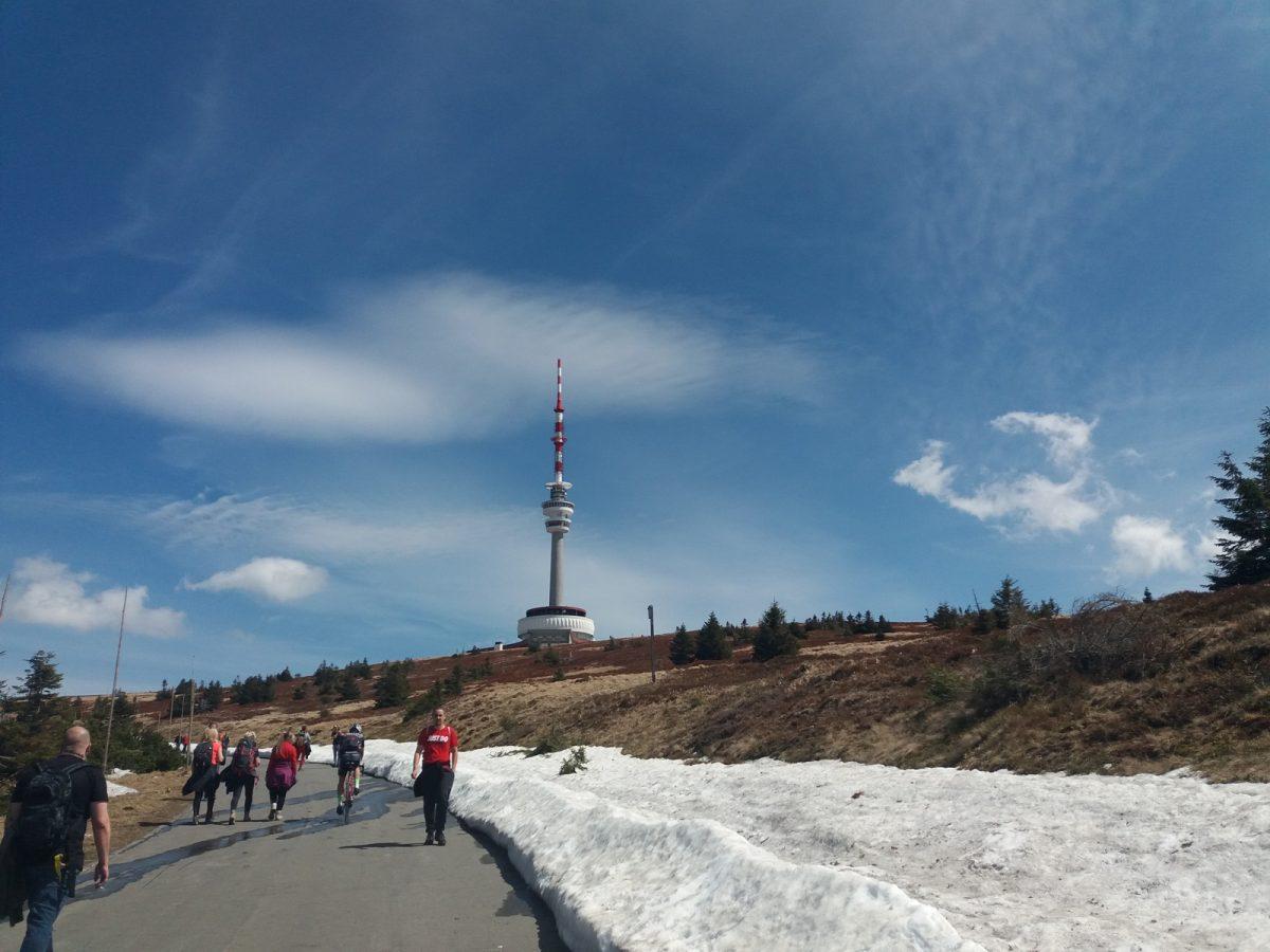 Cyklovýlet: Šternberk – Praděd a zpět