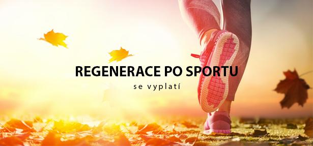 regenerace po sportu se vyplatí