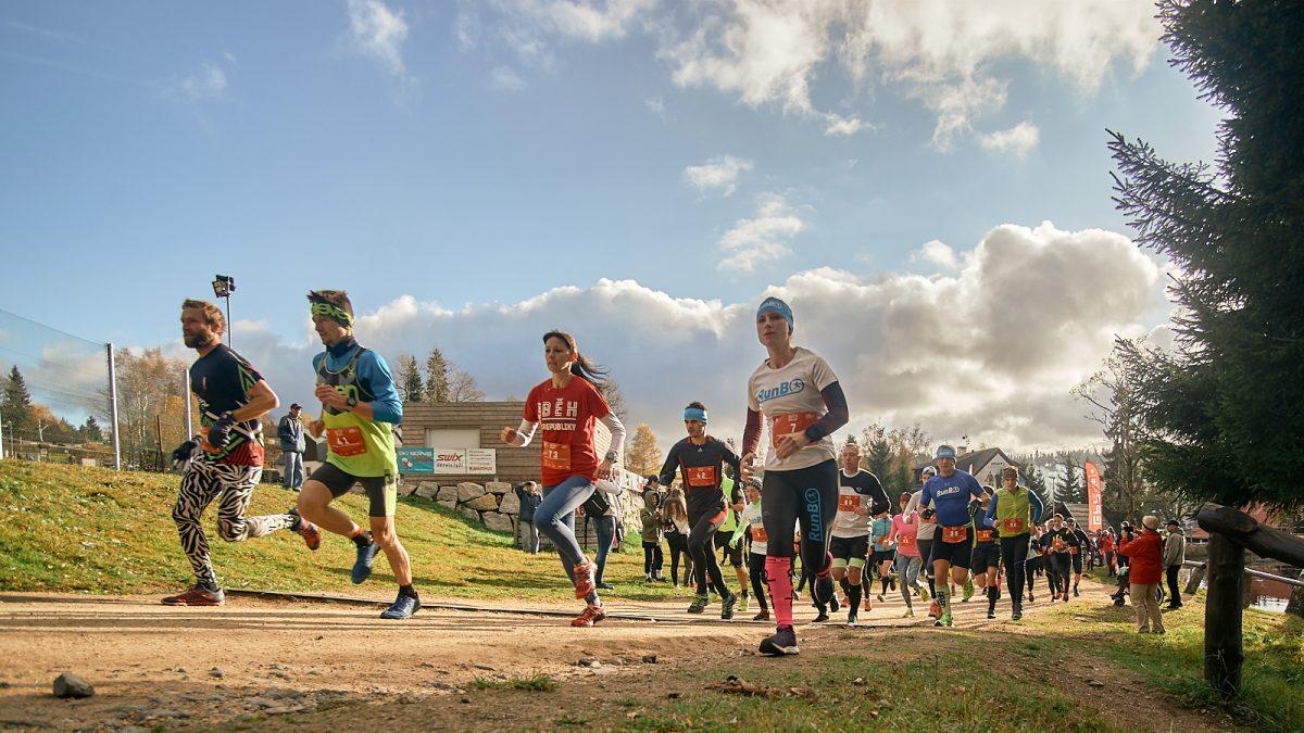 sokolský běh republiky 2020