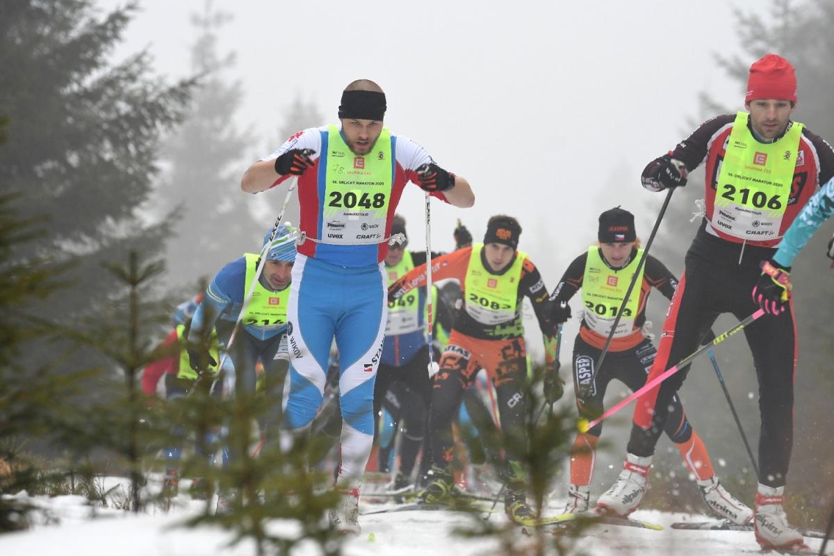 Orlický maraton 2021