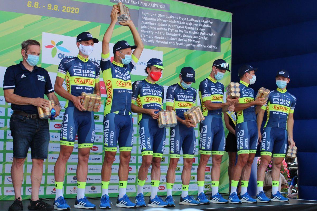 Czech Tour – 9. 8. 2020 (4. etapa Mohelnice – Šternberk)